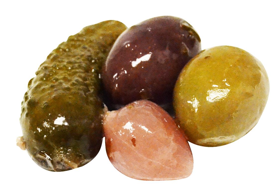"The Olive Pit 101 - ""Advanced"" Olives - Jungle Jim\'s International ..."