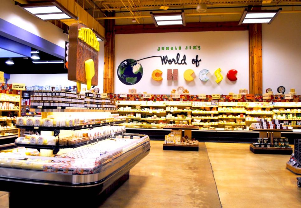 Cheese Shop Jungle Jim S International Market