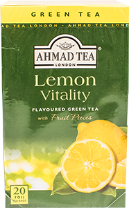 Ahmad Tea London Vitality Green Tea