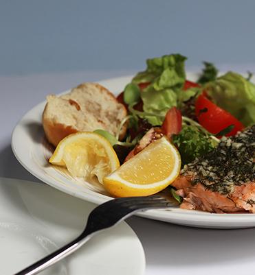 lemon dill sauce salmon