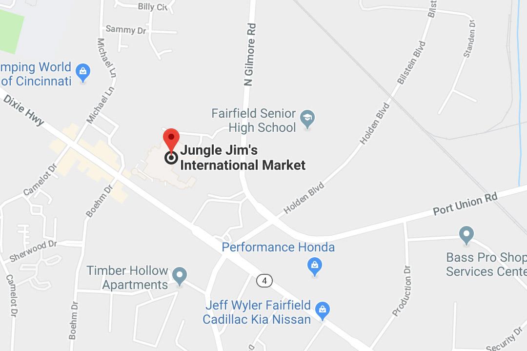FF1_Directions - Jungle Jim's International Market