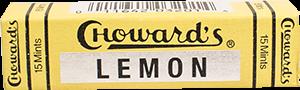 Choward's Lemon Mints